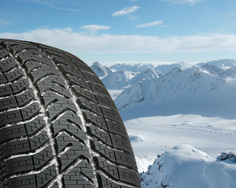 Winter Tire Packages Steel Wheel