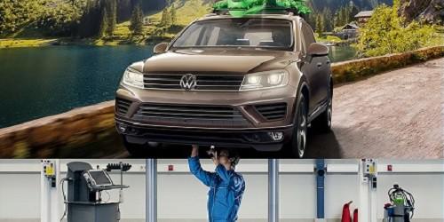 Volkswagen MidTown Toronto Summer Service Promotions