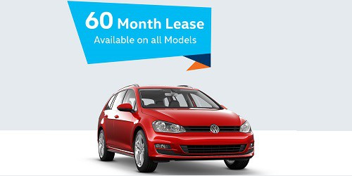 60 Month Lease Offer All Models