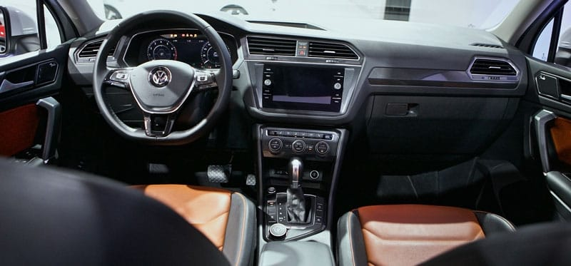 2018 volkswagen touareg interior. fine interior 2018 volkswagen tiguan to volkswagen touareg interior c