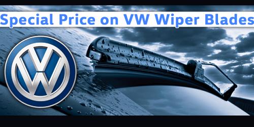 $45 Wiper Blade Promo