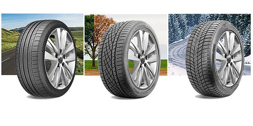 All Season Tire Special – LIMITED SUPPLY