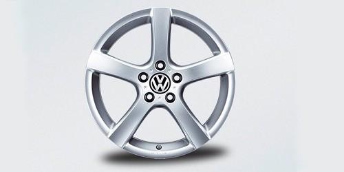 Winter Tire Special: Volkswagen Goal Wheel Set