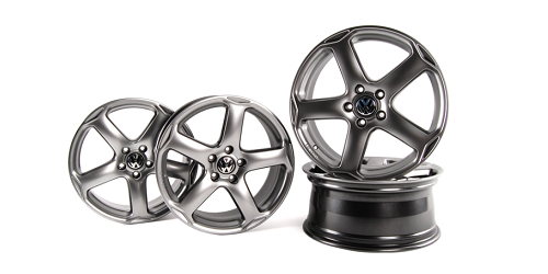 Wheels Deals: Volkswagen Kartoum Wheel Set