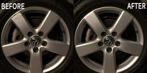 Wheel Refinishing Services Through Volkswagen MidTown