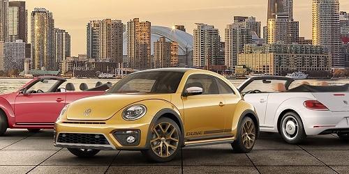 Volkswagen Beetle Winter Tire Package Special