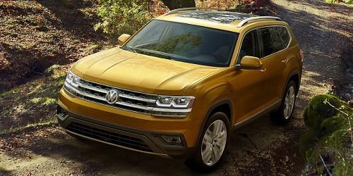 Volkswagen Atlas Winter Tire Package Special