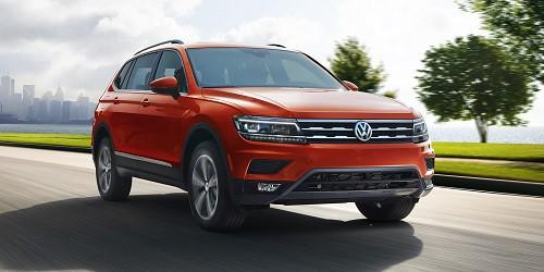 Volkswagen Tiguan Winter Tire Package Special