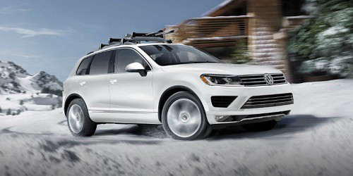 Volkswagen Touareg Winter Tire Package Special