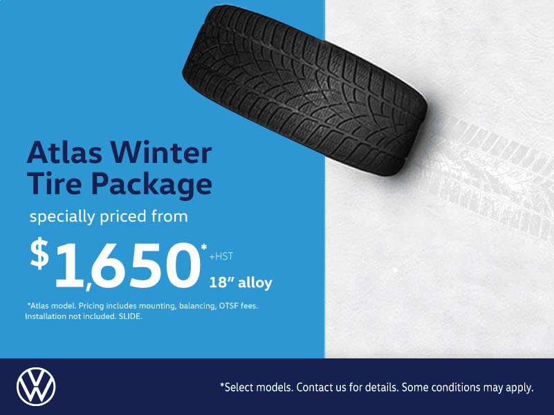 Atlas Winter Tire Package