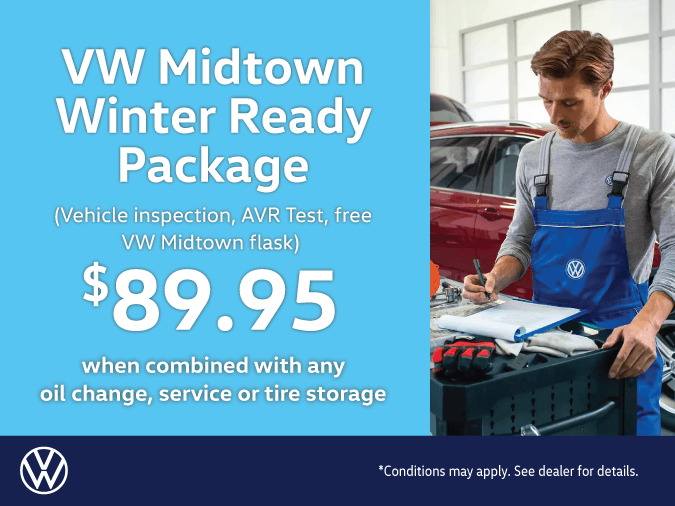Winter-Ready Package
