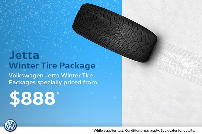 Jetta Winter Tire Package