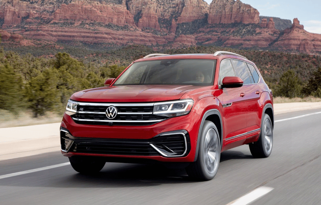 Get to Know the Refreshed and Refined 2021 Volkswagen Atlas