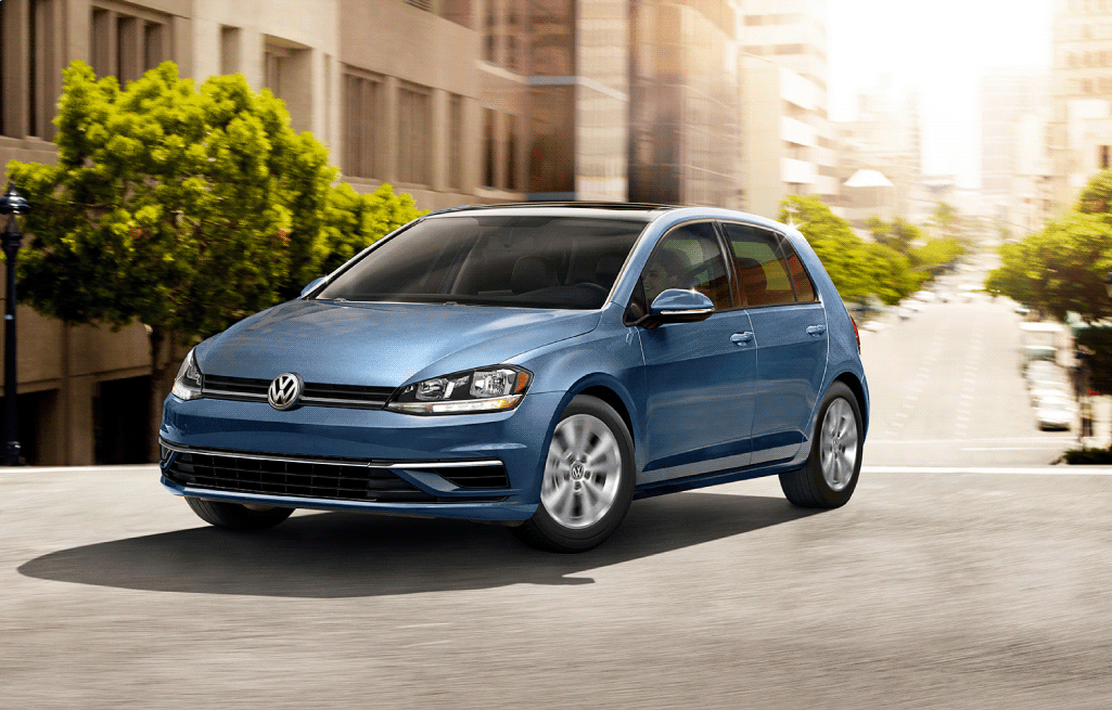 Explore the City with the 2020 Volkswagen Golf