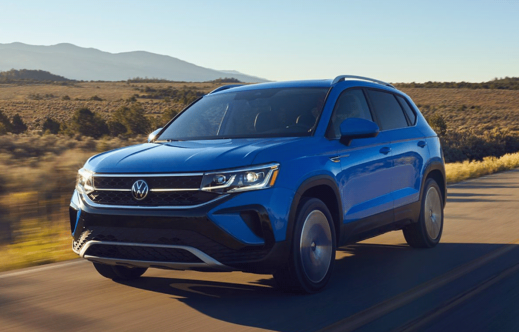 The City-Ready SUV: The 2022 Volkswagen Taos
