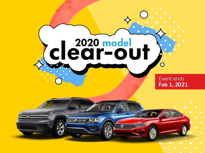 2020 Model Clearout