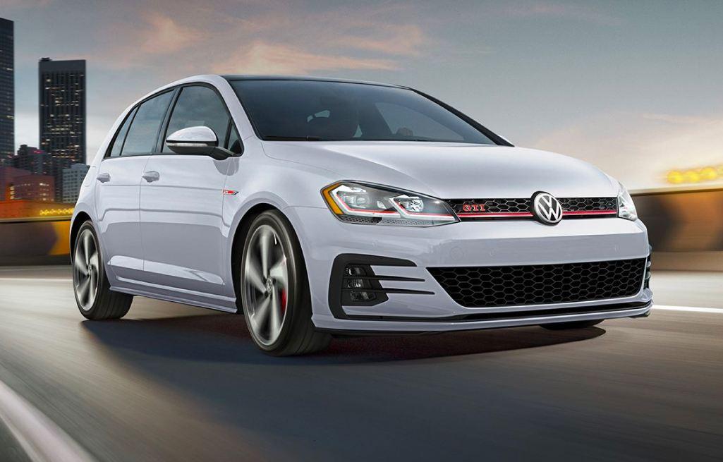 2021 VW Golf