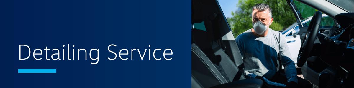 Volkswagen Detailing Service - Volkswagen MidTown Toronto