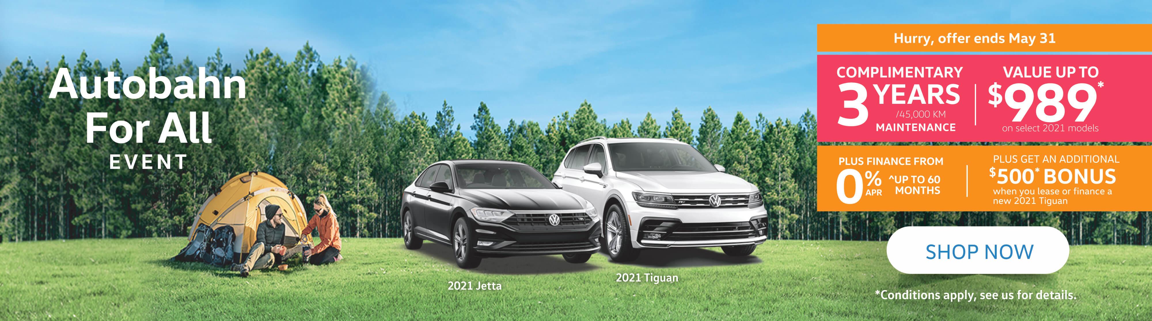 Volkswagen - Autobahn For All