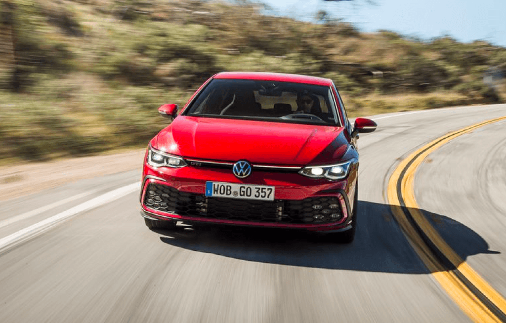 2022 VW Golf