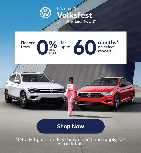 It's Volksfest in Toronto - Volkswagen MidTown Toronto